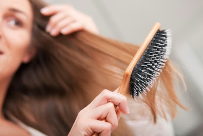 How to grow hair faster Massage the scalp Long hair  Healthy hair Accelerate the growth of hair