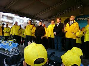 Alegeri Prezidentiale 2009 - Giurgiu
