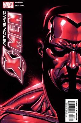 Astonishing X-Men #4 Variant Cover