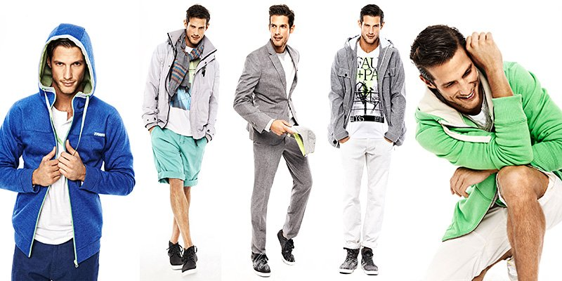 Reserved Spring Summer 2013 Collections