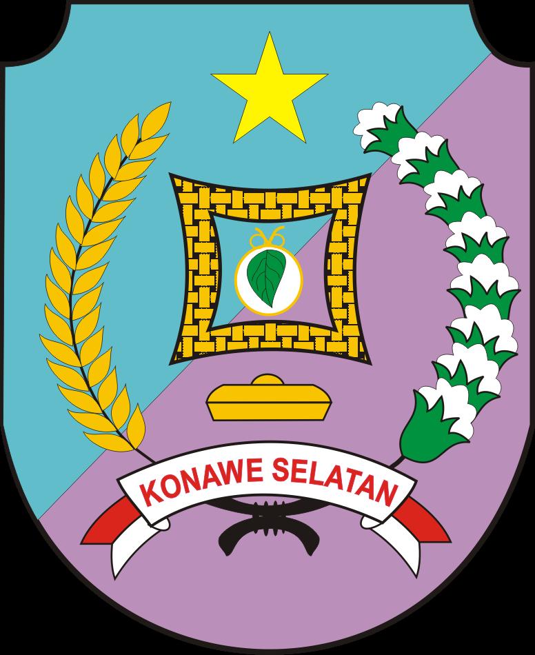Logo Kabupaten Konawe Selatan Kumpulan Logo Indonesia Garaber