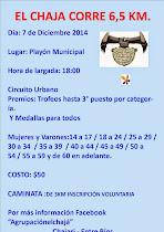 EL CHAJA CORRE 6.500MTS (CHAJARI E.R)