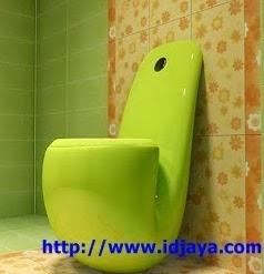 toilet berbentuk pipa rokok