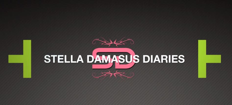 Stella Damasus Diaries