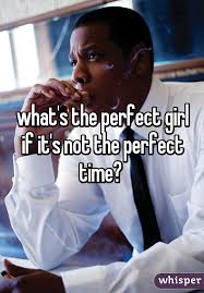 whats the perfect girl