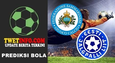 Prediksi San Marino U21 vs Estonia U21