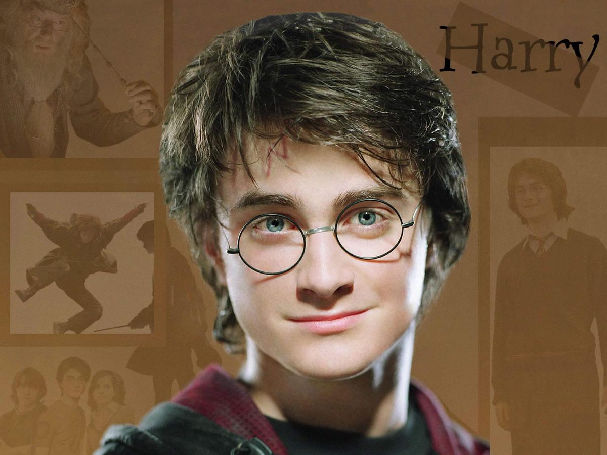 Daniel Radcliffe Harry Potter Wallpaper
