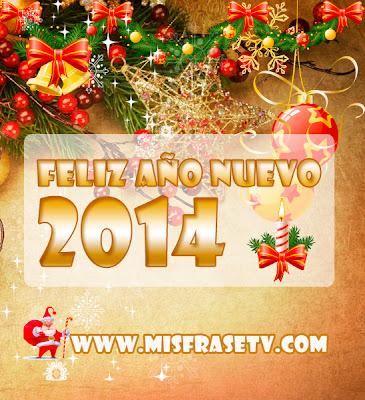 Postales de Ano Nuevo 2014