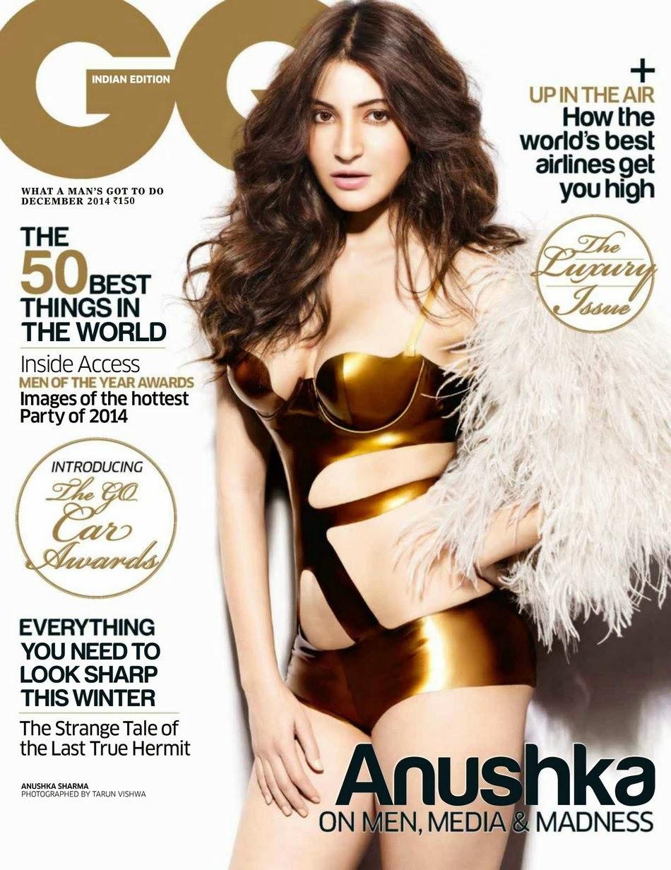 wsww: Anushka Sharma hot cute spicy hq Photos stills From Magazines