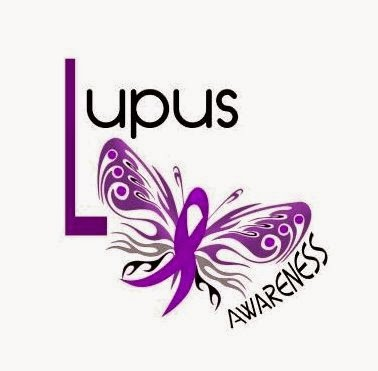 Lupus Awareness Month graphic
