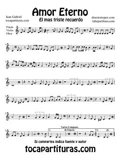 Partitura de para Flauta Travesera, flauta dulce y flauta de pico by Sheet Music for Flute and Recorder Music Scores