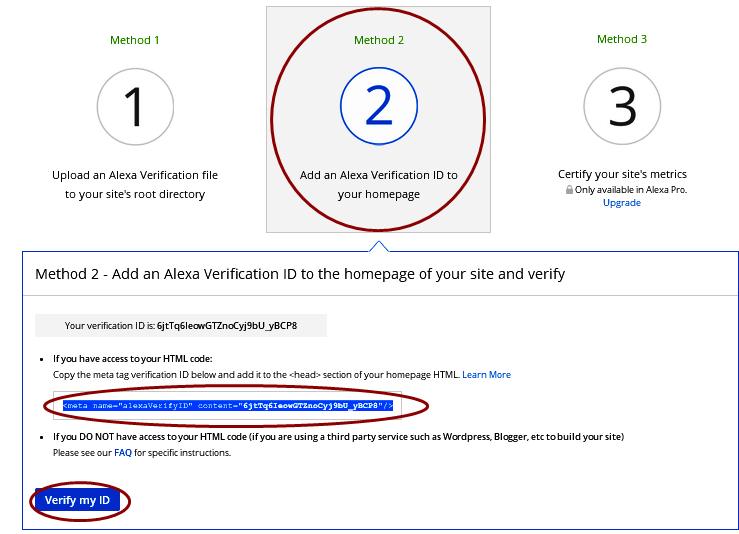Cara Daftar Claim Dan Submit Blog Di Alexa Terbaru 3