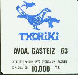 TXORIKI