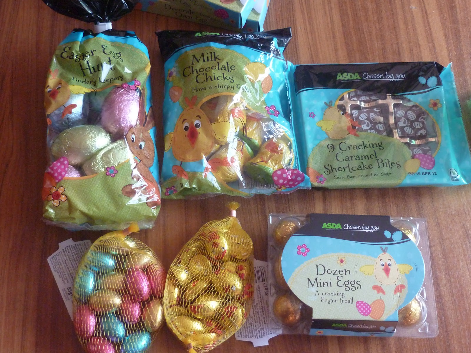 Madhouse family reviews asda easter goodies review asda easter goodies review negle