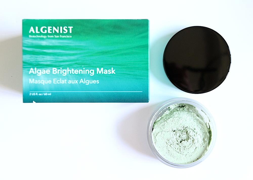 algenist algae masque eclat avis test