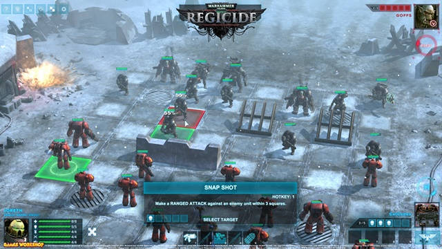 Warhammer 40,000: Regicide PC Game Español