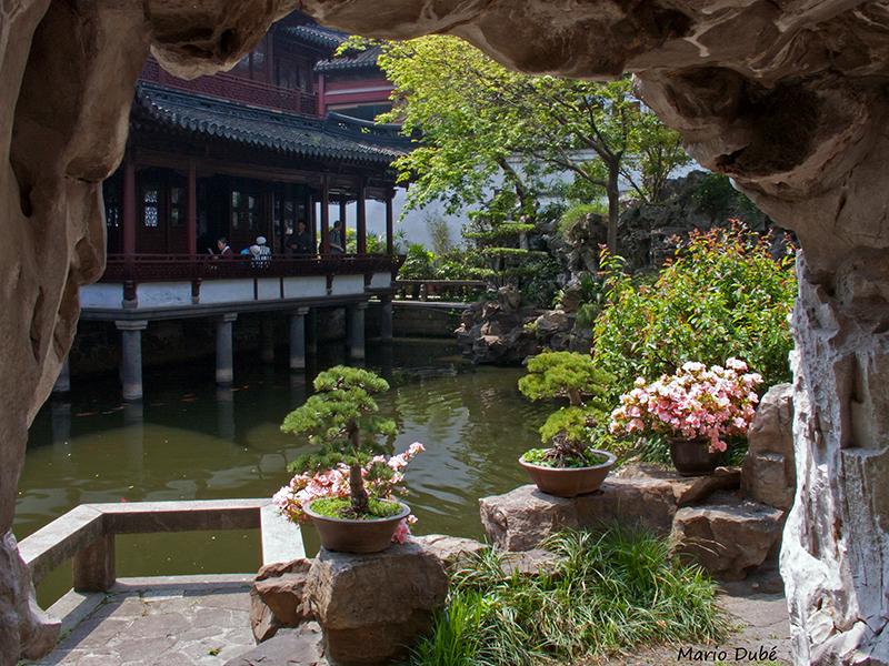 Le jardin Yu