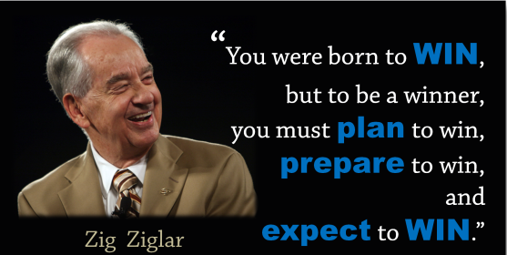 Famous quote of Zig Ziglar