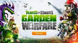 Plants VS Zombies Garden Warfare For PC