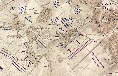 Ligny Battlefield