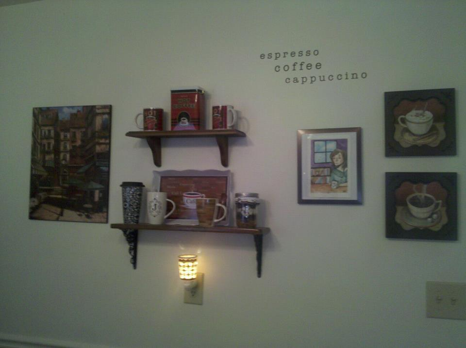 Coffee Themed Kitchen Accessories Images
