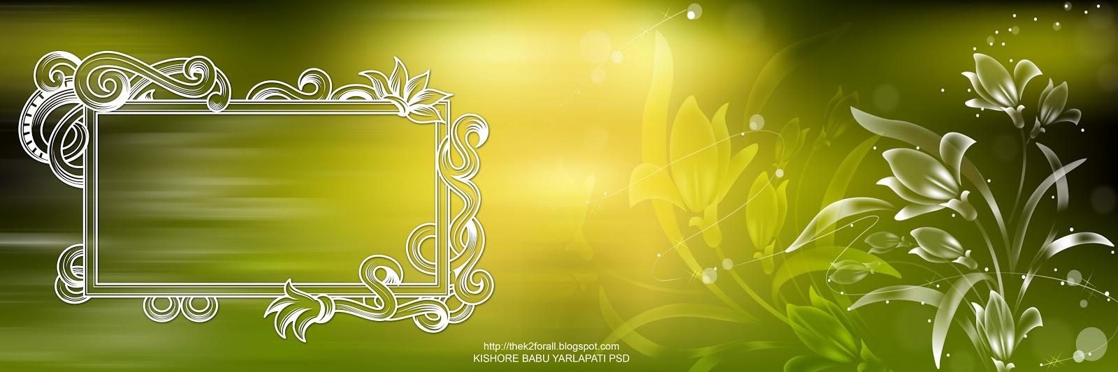 Karizma Photoshop Templates with Gorgeous Frames 2