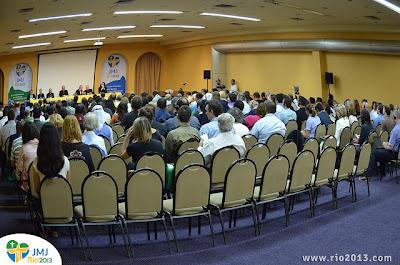 Organização da Jornada Mundial da Juventude apresenta preparativos