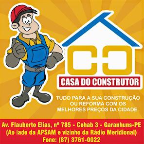 MATERIAL DE CONSTRUÇÃO É AQUI.