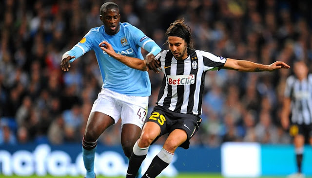 Manchester City vs Juventus en vivo