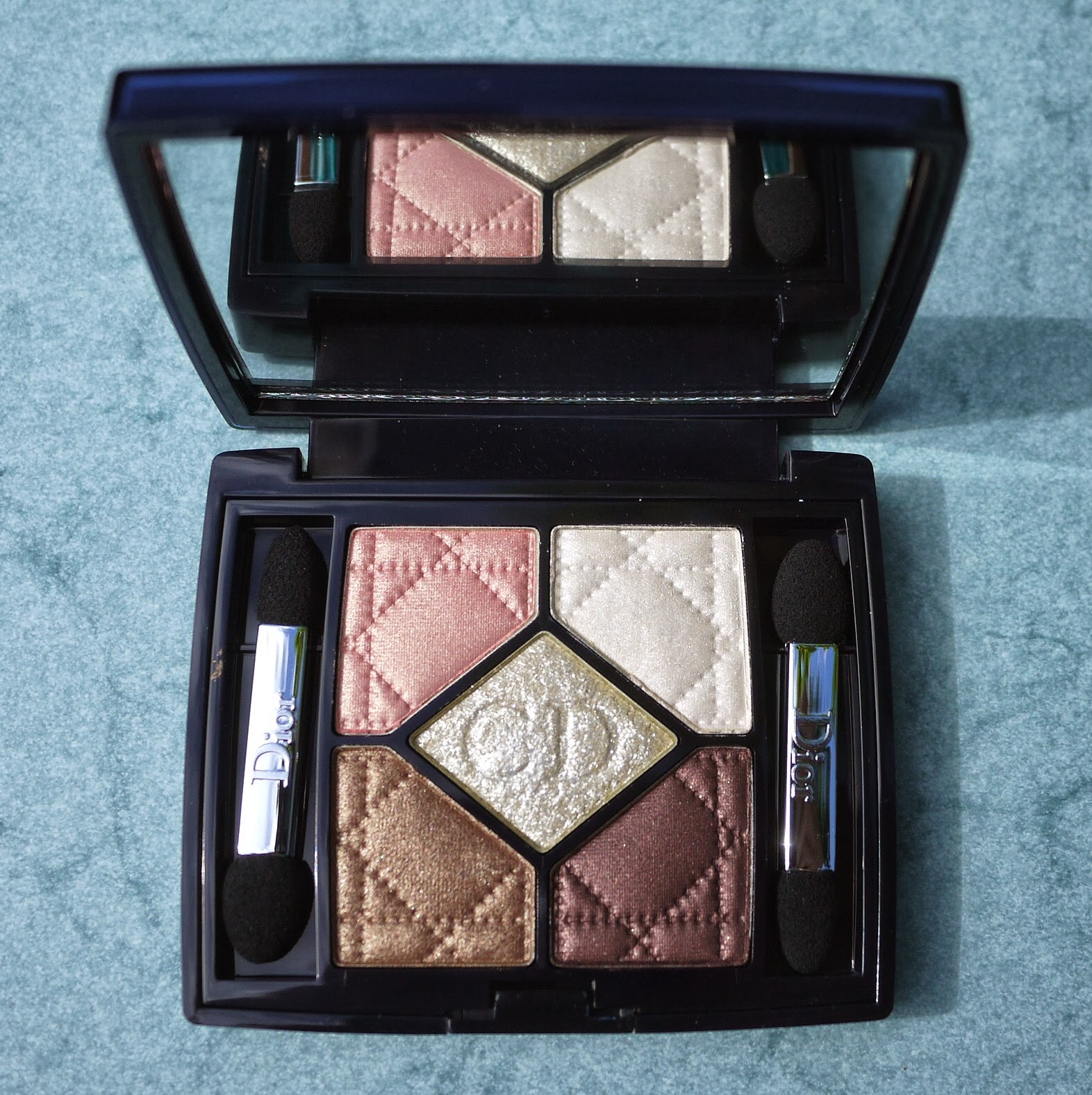 Best Things in Beauty: Dior 5 Couleurs Couture Colour Eyeshadow ...