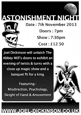 Astonishment night