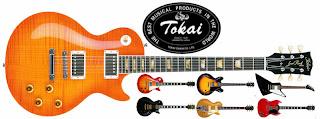Guitarra Tokai