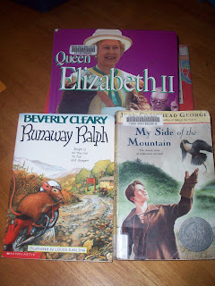 Queen Elizabeth and more literature