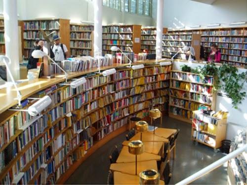 Alvar aalto luz y biblioteca de la mano proyectos urjc 2013 2014 - Libreria de luces ...