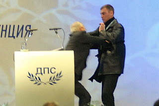 UNBELIEVABLE, Turkish, Politician, Ahmed Dogan, Escapes, Gun Attack, Bulgaria