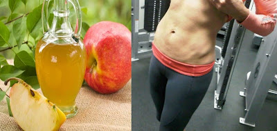 Depurate and removes extra pounds with diet 3 days of apple vinegar  Burn fat Weight loss Get slim