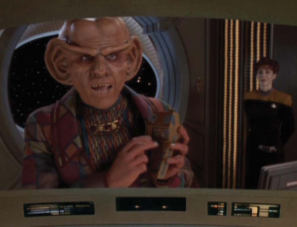 Quark Star Trek Tricorder from Star Trek