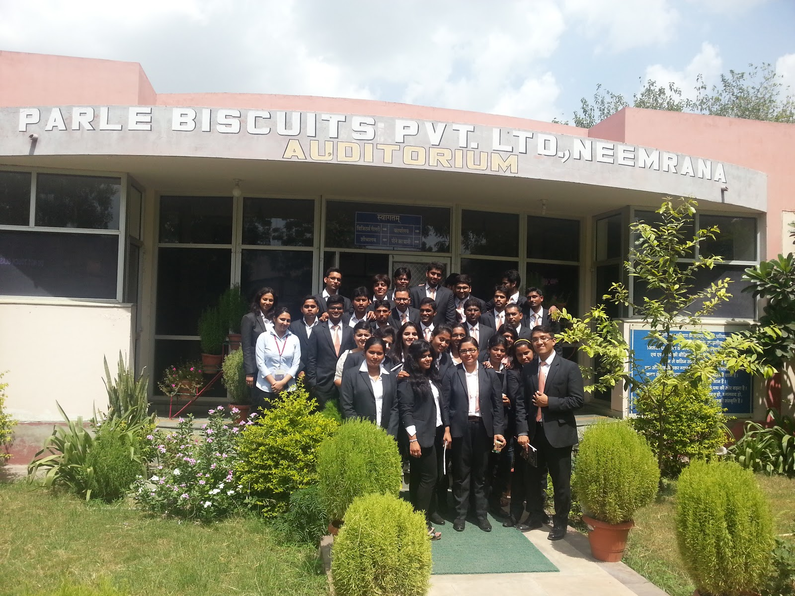 industry visit Please provide the list of software industry where you can arrange the tour for mca students in maharashtra and india.