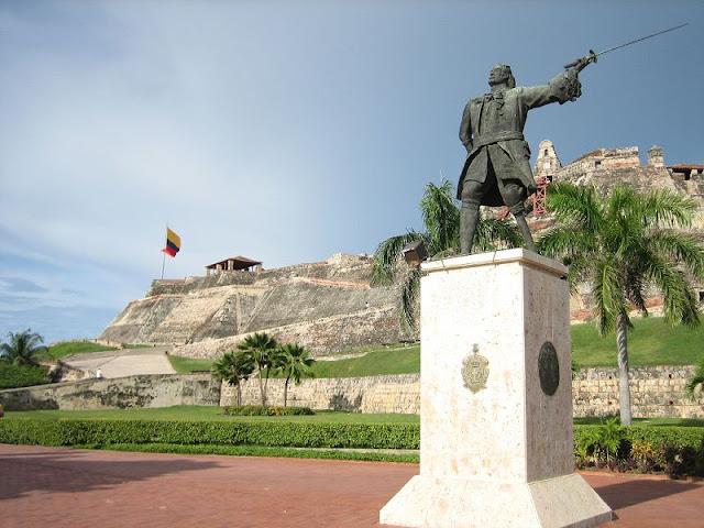 Blas de Lezo, Cartagena de Indias