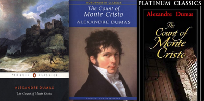 a description of the story of edmond dantes in the count of monte cristo written by alexandre dumas The count of monte cristo alexandre dumas meet the  a true story, which he found in a memoir written by a  monte cristoexploring the plot edmond dantes,.