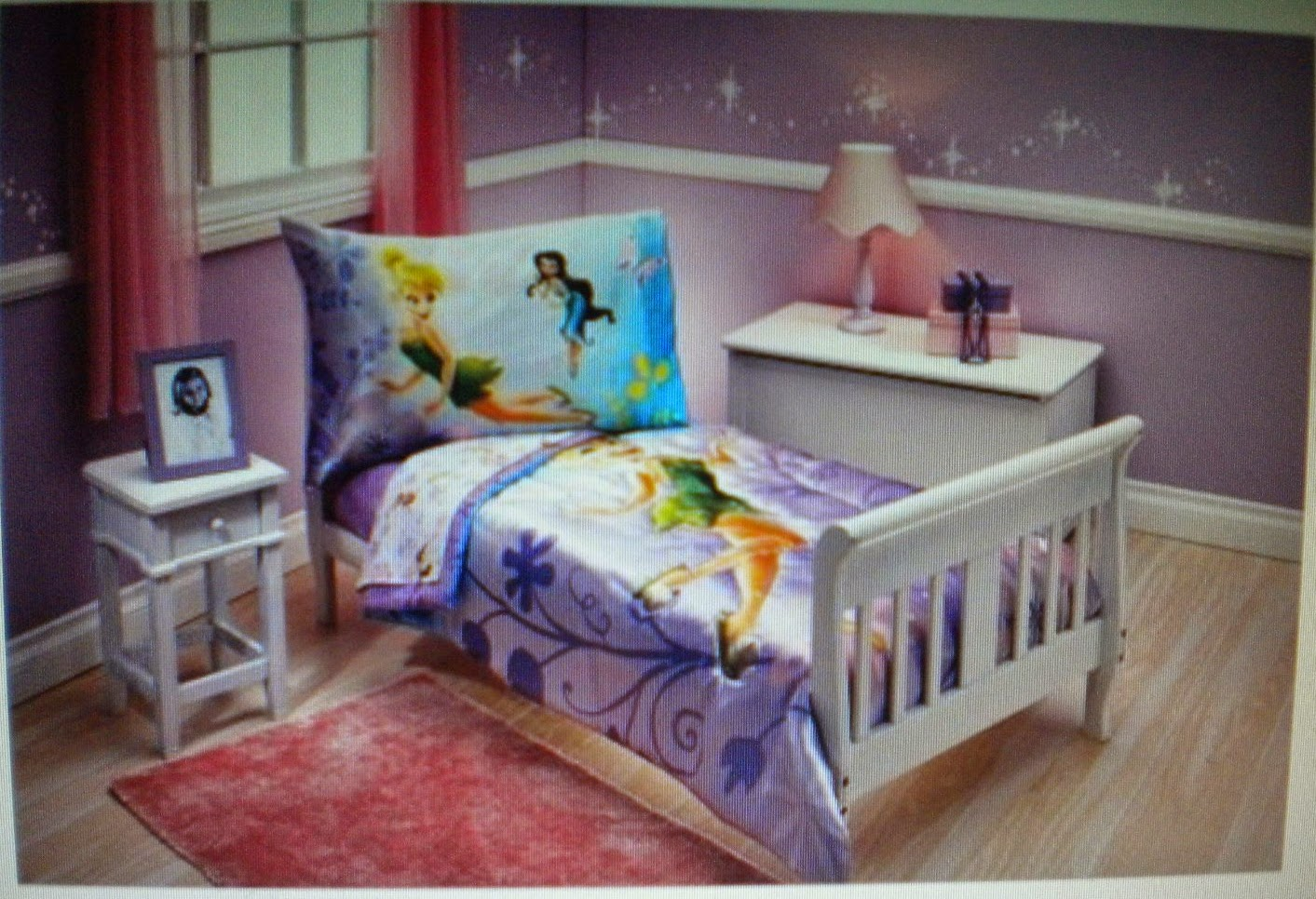 Disney Fairies Lost Treasure Toddler Bedding Set