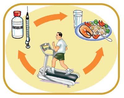alimentos saludables para mantener un buen peso en personas diabeticas