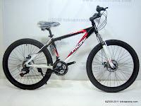 1 Sepeda Gunung PACIFIC MASSERONI 3.0 26 Inci
