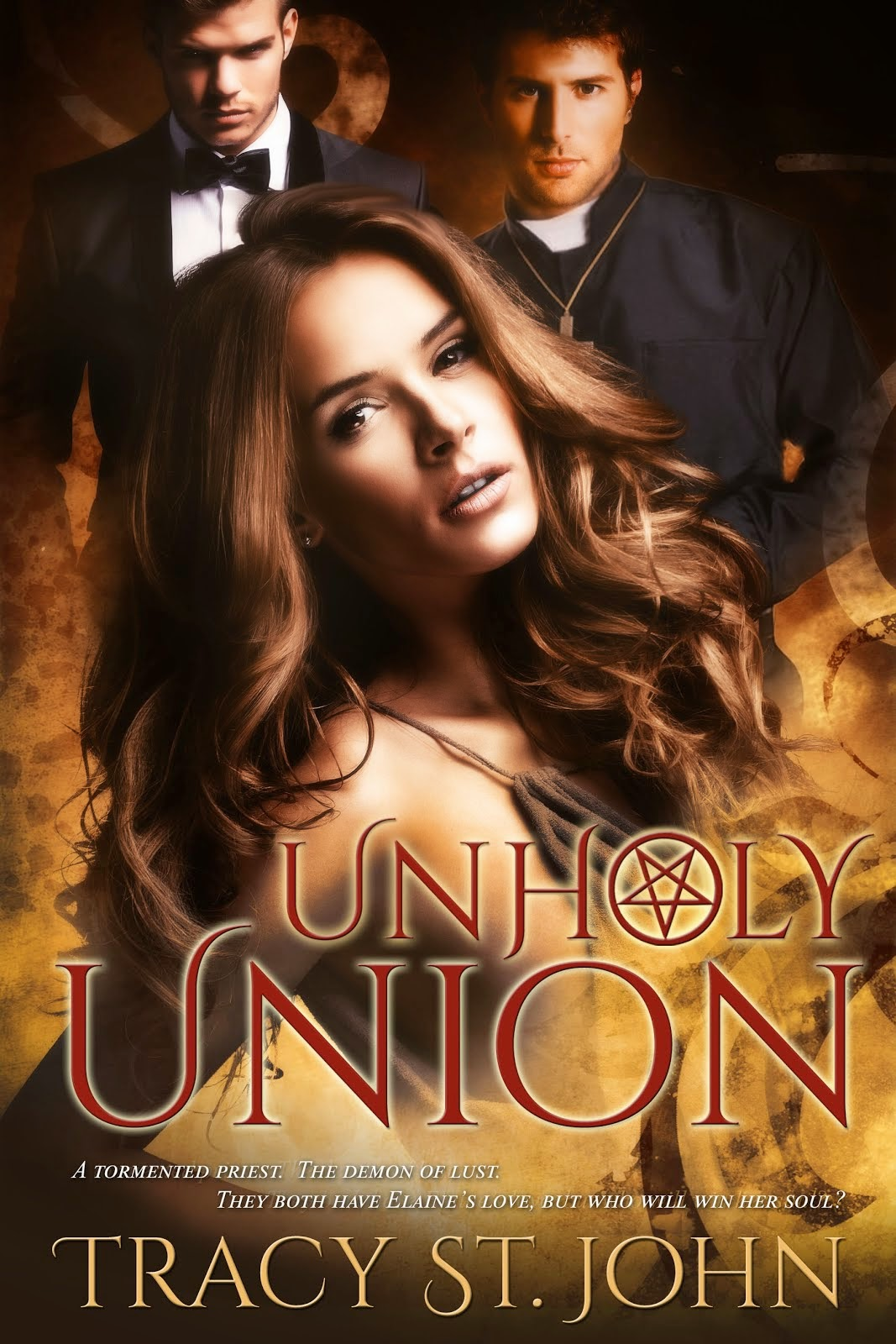 Unholy Union, The Romance Reviews Best of 2011 Nominee and Top Pick