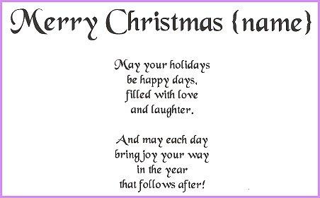 Fichas de ingl 233 s para ni 241 os poemas de navidad en ingl 233 s