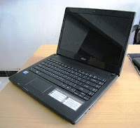 laptop bekas acer aspire 4738