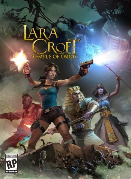 Lara Croft and the Temple of Osiris CODEX PC Games Download 2.5GB