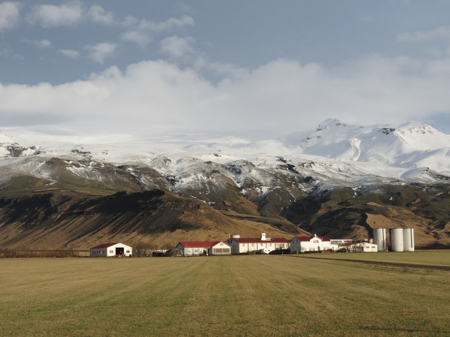 Iceland town houses