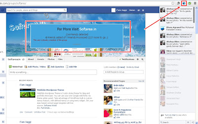 Add all Friends in Facebook Groups By Single Click