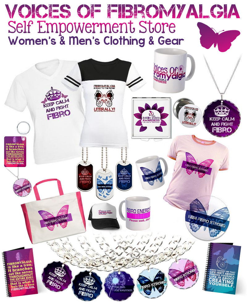 FIBRO AWARENESS GEAR